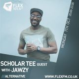 Interview & Guest Mix On Jawzy's #WhatsReallyRelevantShow On Flex FM 07.10.2019