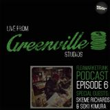FleaMarket Funk: Live From Greenville Studios Episode #6: Skeme Richards