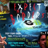 EXPECT NO  BORDERS 032 @ GlobalBeats FM with DJ Zombi FX3 // Blue Channel
