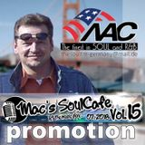 Mac´s SoulCafe,  Vol.15, 07.2018, Let The Music Play