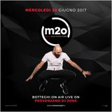 "Botteghi ON AIR Live @ ""Provenzano DJ ZONE"" on m2o Radio"