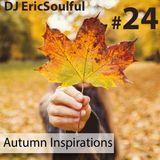 DJ Eric Soulful Megamix #24 : Autumn Inspirations