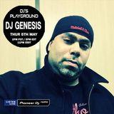 PIONEER DJ RADIO GUEST MIX 2016 - DJ GENESIS (Raw Mix)