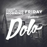 DJ Dolo Live On Sway In The Morning 10.24.14