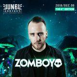 Zomboy - Electric Jungle Music Festival (09.12.2018)
