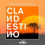 Clandestino KMAH Radio Show - June 2018