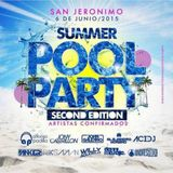 ALFONSO PADILLA @ SUMMER POOL PARTY SECOND EDITION