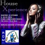 DJ Salvo Firera pres. House Xperience  - Level 1