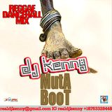 DJ KENNY MUTA BOOT REGGAE DANCEHALL MIX SEP 2017