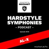 079 | Hardstyle Symphonies – Alone@Home Party Session by Al-X