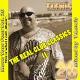 """Move Your Feet Vol. 20 - """"The Real Club Classics Remixed Vol. 2"""" - by T. Lewis"""