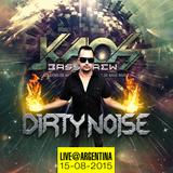 Live @ Argentina (15-08-2015)