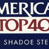 American TOP 40 with Shadoe Stevens, 20th of July, 1991, taped from Radio One, Finland, part 2