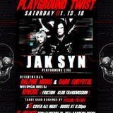 spheric - live @ Playground Twist 01.13.18