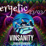 Vinsanity - Synergetic Techno 2019
