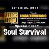 REGGAETOWN - FEBRUARY 25 2017