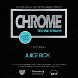 Juice Box - recorded live at Chrome Fridays - 12 Jan 2018