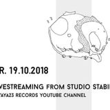 re;not & NirMint - Live @ Stabil 19.10.18