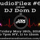 HBRS Dom D AudioFilez #68 5-18-18