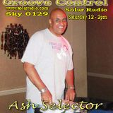 Sat 7th Dec Ash Selector's Groove Control on Solar Radio sponsored by Soul Shack Listen Here