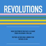 Revolutions at The Tiger E9 - October 2017