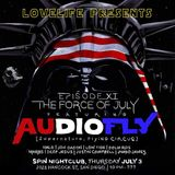 Audiofly live @ Lovelife