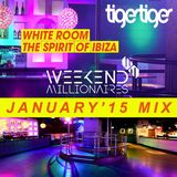 Weekend Millionaires | TigerTiger Leeds | Jan'15 Mix (House & Classics)