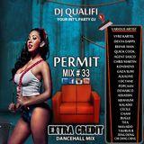 DJ QUALIFI_EXTRA CREDIT_MIX#33:PERMIT