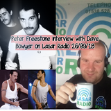 Interview with Peter Freestone - 26/09/18 (Freddie Mercury PA & Biographer)