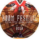 Ritualistic sound journey in Chill Out Gardens - Boom Festival 2018