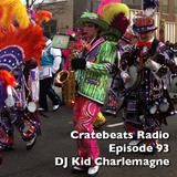 Cratebeats Radio Episode 93 - Happy 2018!