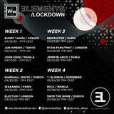 Ǝ L E M E N T S / Lockdown with BenMaster [Paris]