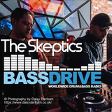 The Skeptics Presents October 15th 2019 hosted by The Skeptics @BASSDRIVE.COM