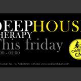 Atesh K.'s Deep House Therapy - Live Recording on 13.04.2012 @ Atölye Cadı Kazanı Cafe
