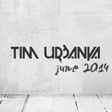 Tim Urbanya - June 2014