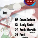 Cave Sedem @ Audio Control - Lounge FM 06.12.2012