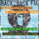 2016/06/07 DJ Mastakut Show on Back2Back fm.net