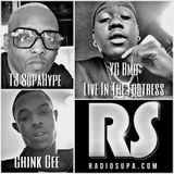 TJ SupaHype Live From The Fortress w/ YG BMB, Chink Gee & D Rock  2/20/18
