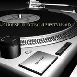 House, electro, hard mix