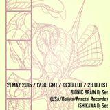 Bionic Brain - Psychedelic Ambush [Radio Schizoid May 2015]