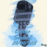 Espaço Sindical - 09 de abril de 2018