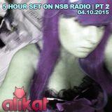 Live Set: 5 Hours of Breaks    Part 2    on NSBRADIO.CO.UK