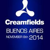 Hernan Cattaneo - Live @ Creamfields Buenos Aires 2014 (Argentina) - 08.11.2014