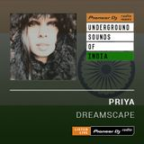 Priya - Dreamscape (Underground Sounds Of India) - Nov 2019