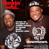 Erin Black Irish w/ Groovin' Mike @ Funkin' Soul @ Downtown Cocktail Room (Audible Artistry Hour 1)