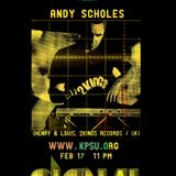 "February 17th, ""PDX to London Town"" on KPSU ft. Andy Scholes (Henry & Louis, 2 Kings Records)"