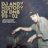 DJ ANDY: History of Drum n´bass 1990-2002
