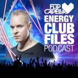 Flip Capella - Energy Club Files Radio Show 502 - 14. 10. 2017