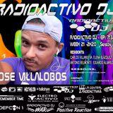 RADIOACTIVO DJ 21-2020 BY CARLOS VILLANUEVA
