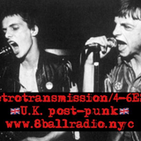 RETROTRANSMISSION UK POST-PUNK